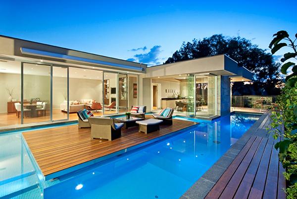 australian home pool