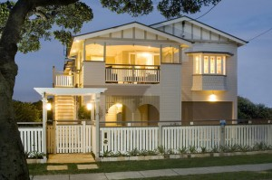 Queenslander External House Washing