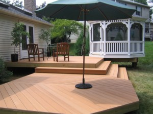 deck patio