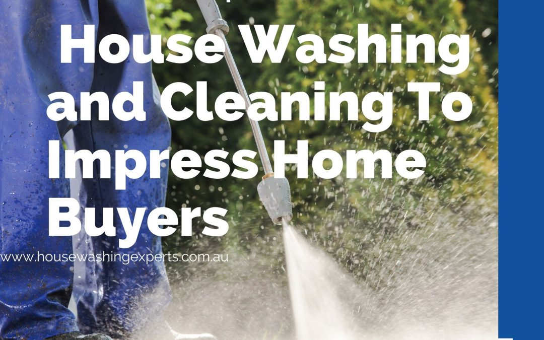 10 Practical Tips On House Washing and Cleaning To Impress Home Buyers