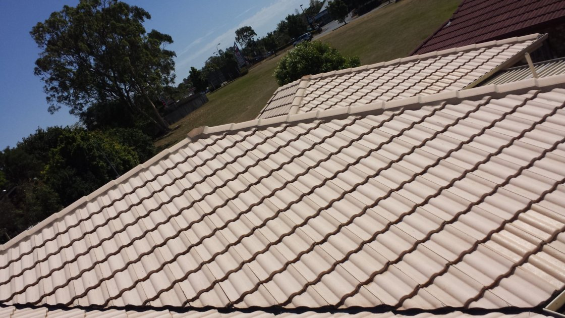 After Cleaning The Roof | Roof cleaners in Brisbane