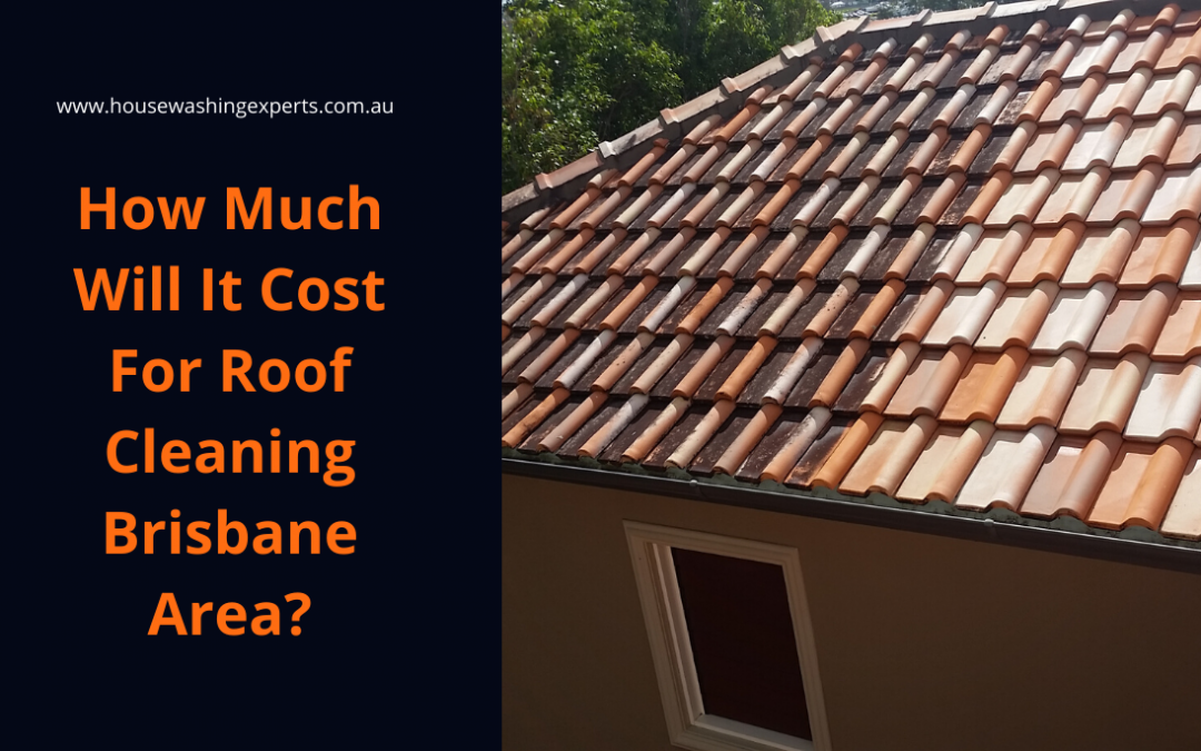 How Much Will It Cost For Roof Cleaning Brisbane Area?