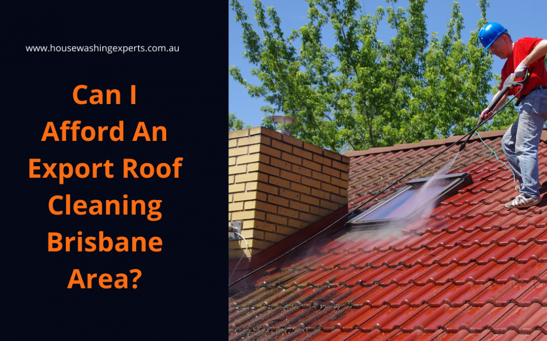 Can I Afford An Expert Roof Cleaning in Brisbane Area?