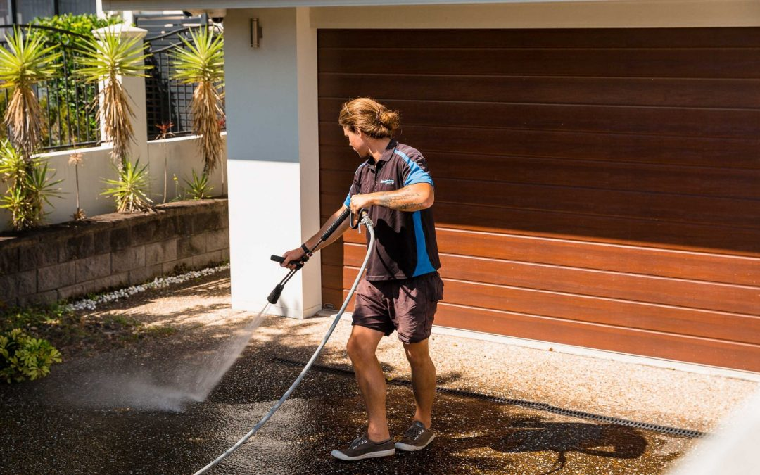 4 Ways Improper Pressure Washing Can Mess Up Your Home