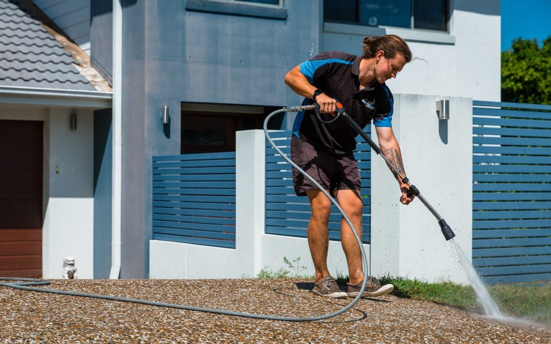 5 Common Surfaces Needed to be Pressure Washed