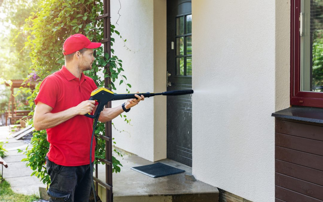 How To Sell Your Home Fast Through Pressure Washing